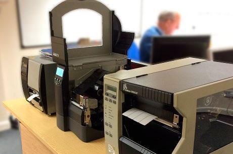 Conserto de impressora térmica