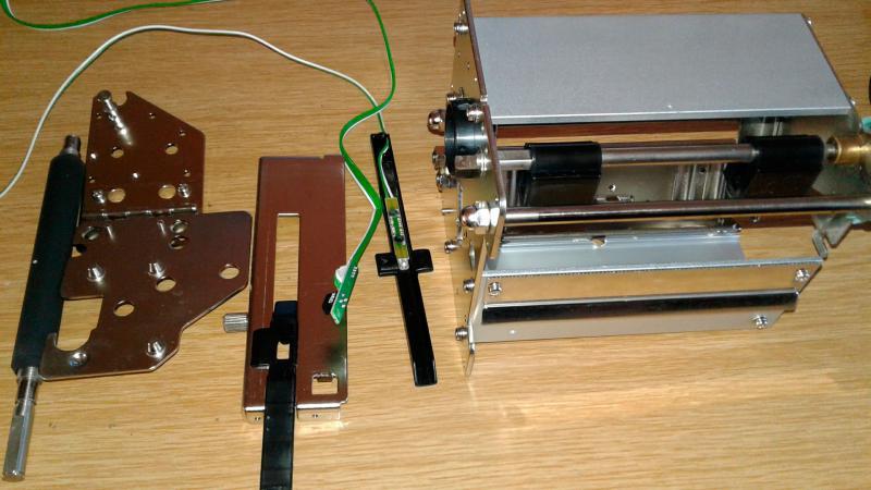 Manutenção impressora térmica