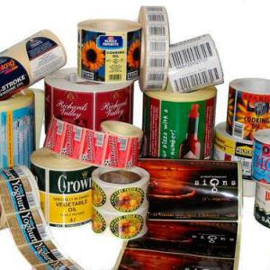 Fábrica de rótulos adesivos